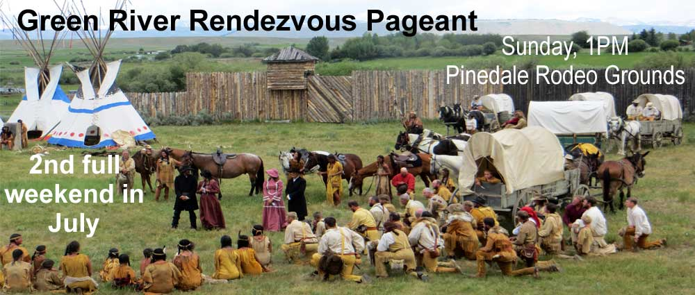 Green River Rendezvous Pageant